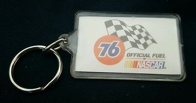 Union 76 Official Fuel Of Nascar Propower Get The Spirit Keychain