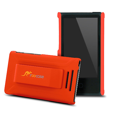RooCASE Ultra Slim Matte Red Shell Case For Apple iPod Nano 7 7th Generation