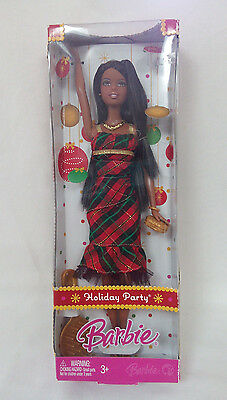 Barbie Holiday Party Doll Nikki!