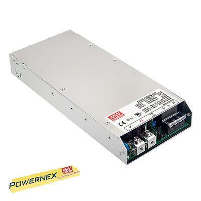 MEAN WELL NEW RSP-2000-48 2016W 48V 42A PFC Parallel Switching Power Supply $