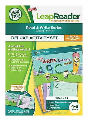 LeapReader Read and Write Series: Writing - Letters