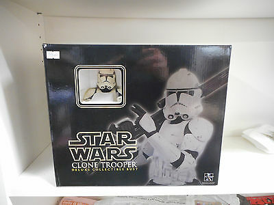 Clone Trooper-Collectible Bust-Gentle Giant-Numerata-Star Wars Revenge Of Sith