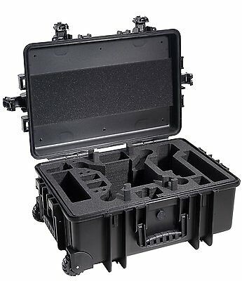 B&W International Outdoor-Case Type 6700 noir