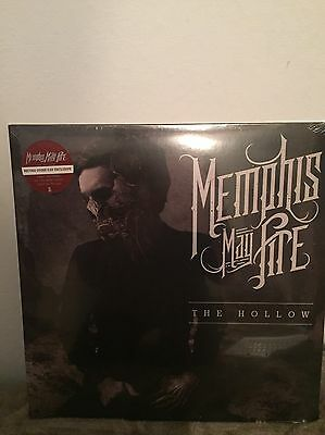 Memphis May Fire - The Hollow Limited Edition RSD Exlusive Colourded Vinyl