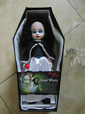 Living Dead Dolls SNOW WHITE Scary Tales