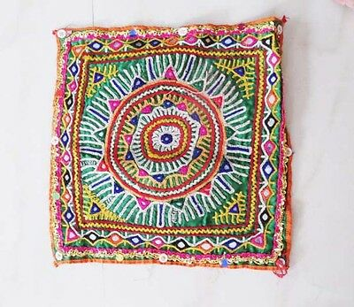 Latest Vintage Indian Tapestry Banjara Embroidered Art Wall Hanging Decoration