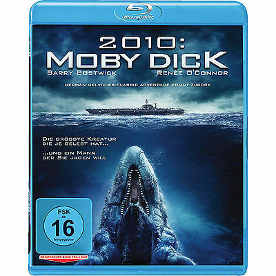 Moby Dick - Blu ray - FSK 16