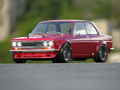 HPI Datsun 510 Body (wb225mm.f0/r3mm) #7209