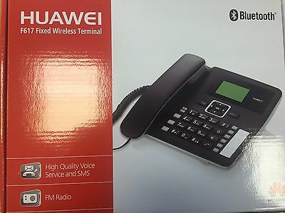 new Huawei F617 fixed wireless terminal Fm Radio Bluetooth UMTS GSM Phone Cisco