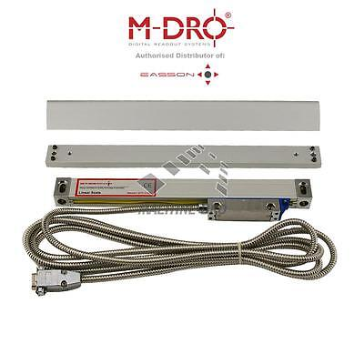 """Easson 150mm (6"""") Optical Linear Encoder DRO Digital Readout System Mill Lathe"""