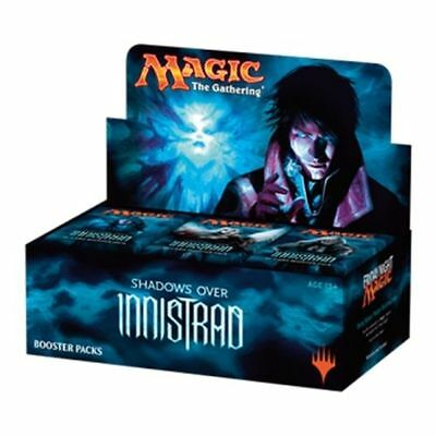 Shadows Over Innistrad - Booster Box - Magic the Gathering  - NEW and Sealed