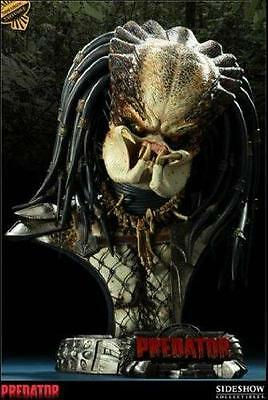 Sideshow Predator Legendary Scale Bust Exclusive