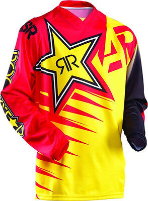 Answer Rockstar Motocross Jersey