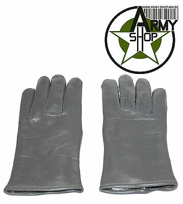NEU BW Winter Leather Gloves with lining German armed forces warm S M L XL XXL