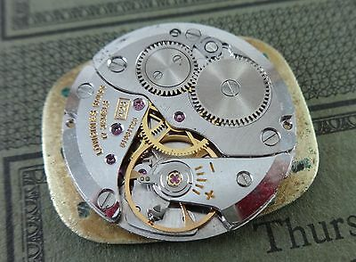 LONGINES MOVEMENT Caliber 428 & DIAL for Service/Parts. Ca 1972