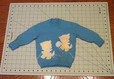 Cute Little Vintage Baby/Doll Sweater
