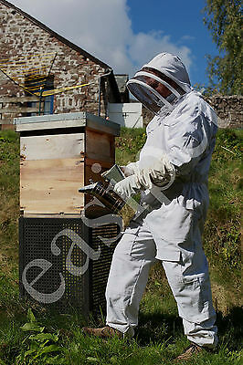 Beekeeping Bee Suit 3 pc Beekeeper Large 2NDS 7940 7941