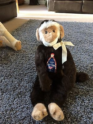 merrythought bear Monkey From 1980s Now Reduced
