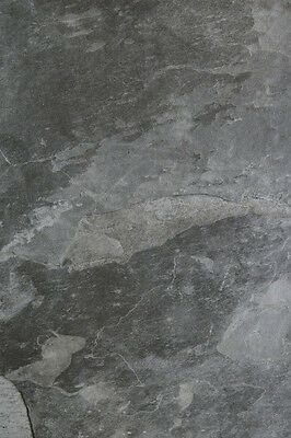 Anthracite Natural Slate Effect 600x400mm Floor / Wall Tiles