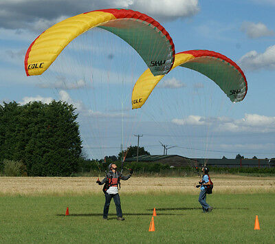 UKPPG Ground Handling Training Wing Only Paraglider Paramotor Inc PPG Trimmers