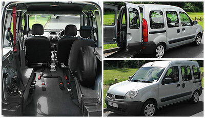 Renault Kangoo Authentique Wheelchair Access Vehicle, Mobility Conversion