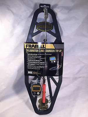 Frabill 1676 Calibrator Line Counter Tip-Up - NEW