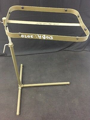 Military MASH Green Surgical Instrument Tray Stand 6530-00-551-8681 See Listing