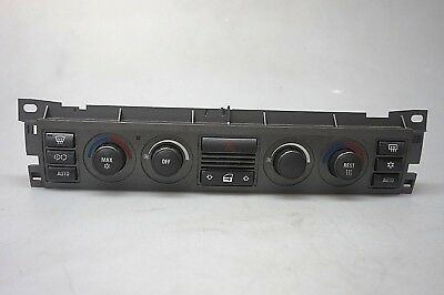 BMW 7 SERIES e65 e66 e67 Automatic Air Conditioning Control Heater Climate