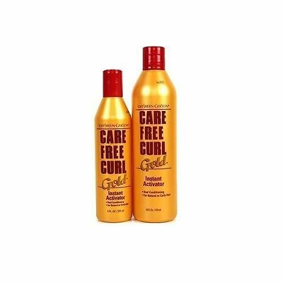 SoftSheen Carson Care Free Curl Gold Instant Activator For Natural & Curly Hair