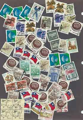 #7610 CHINA Used Stamps Clearance Lot