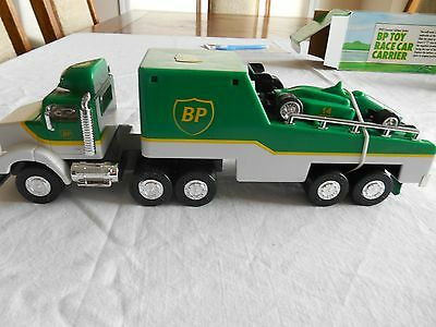 BP Toy Race Car Carrier 1993 Limited Edition