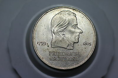 Germany Ddr 20 Mark 1972 Nice Details A57 #z6054
