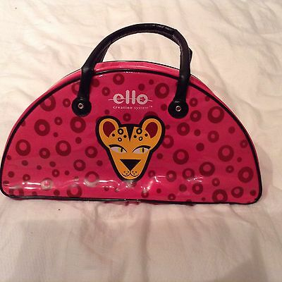 Ello Creation System Zipped Bag - 100's of Pieces - education toy