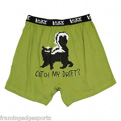 Catch My Drift -  Mens  Boxer Large