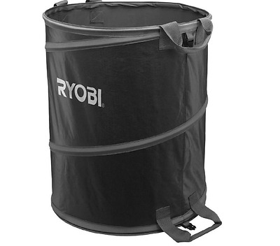 Ryobi Collapsible Lawn and Leaf Bag and Storage Bin for Outdoor and Indoor Use,