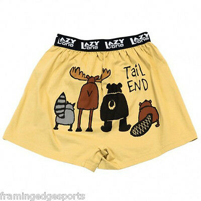 Tail End Critters -  Mens  Boxer Large