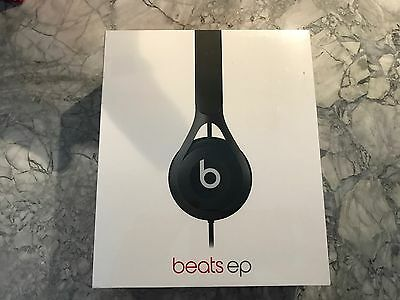 New Beats by Dr. Dre EP On- Ear Sound Isolating Headphones with Mic - Black