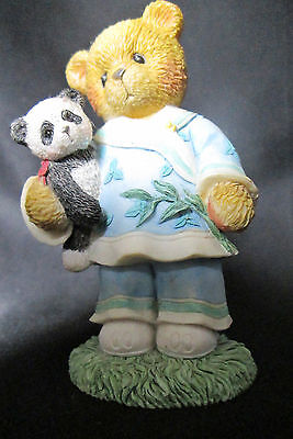 Cherished Teddies Lian China from the Across The Sea Series #202347 1996