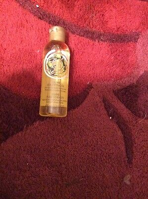 THE BODY SHOP Olive Beautifying OIL FOR BODY FACE & HAIR 100ML