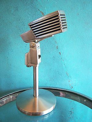 Vintage 1960's Lafayette 99-4581 Dynamic microphone Japanese old modern used