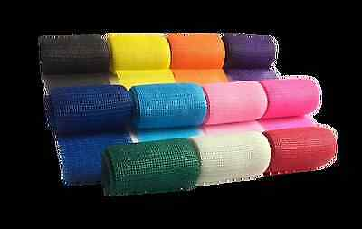 Premier polyester casting tape mixed color 4 inch x 10 rolls/box
