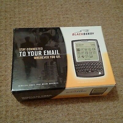 NEW BOXED RIM Blackberry 5820 AKA R900 Refurbished collectors item RARE