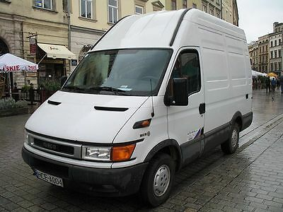 Iveco Daily 3rd Gen 01-06 Workshop Service Manual