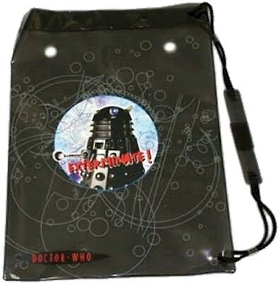 Doctor Who Dalek Trainer Bag Exterminate