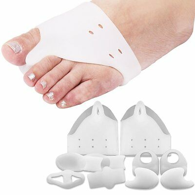 HLYOON H05 Bunion Relief Feet Health Orthotic Device Kit -10Pcs Fight Bunion!
