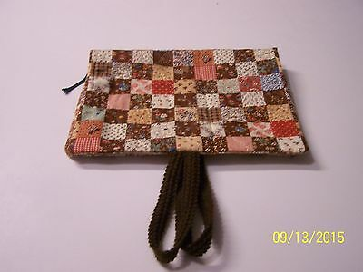 Multi Colored Clothe Book Cover and carry case