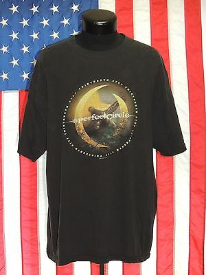VTG A Perfect Circle 13 Step Thirteenth XXL Graphic Tee T-Shirt 2003 Concert GUC