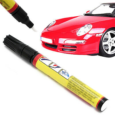 WOW Fix It Car Scratch Repair Remover Pen Clear Coat Applicator Tool Universal