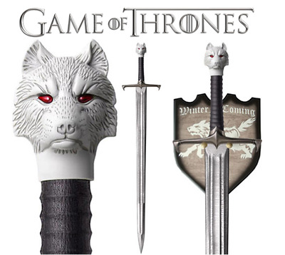 "Game of thrones Replica Sword ""Long Claw"" John Snow"
