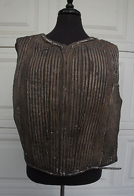 CITY OF EMBER movie prop Apocalyptic Armor Costume mad max scifi bill murray